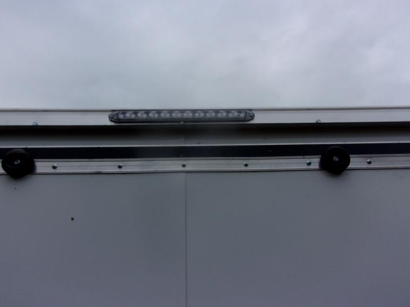 2021 Doolittle bullitt 8.5' wide tandem axle 7k
