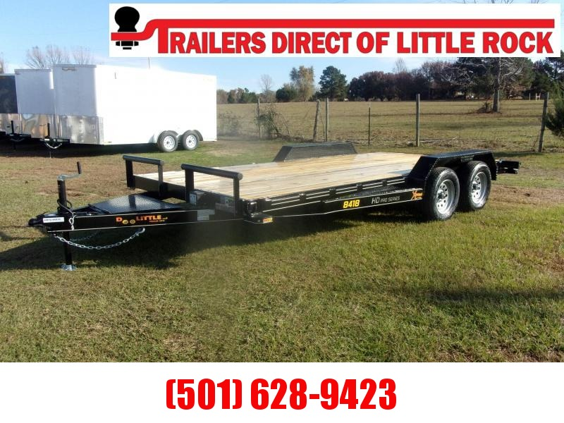 Doolittle Xtreme 84x18 7K GVWR Equipment Trailer