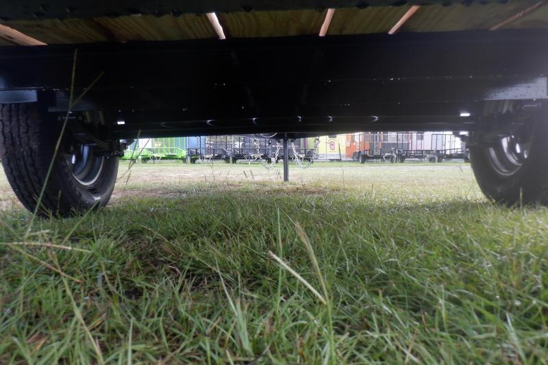 2022 Doolittle Trailer Mfg 60x12HD Utility Trailer