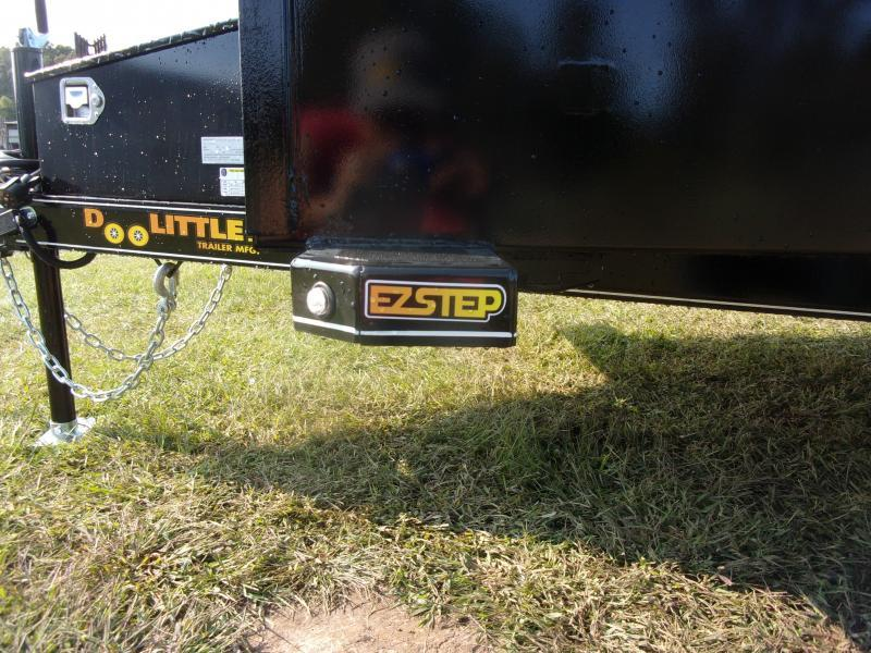 Doolittle  77X16 SS 7K GVWR TOOL BOX 5' EZ-LIFT GATE