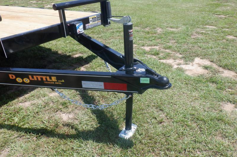 2022 Doolittle Trailer Mfg 84x24 Equipment Trailer