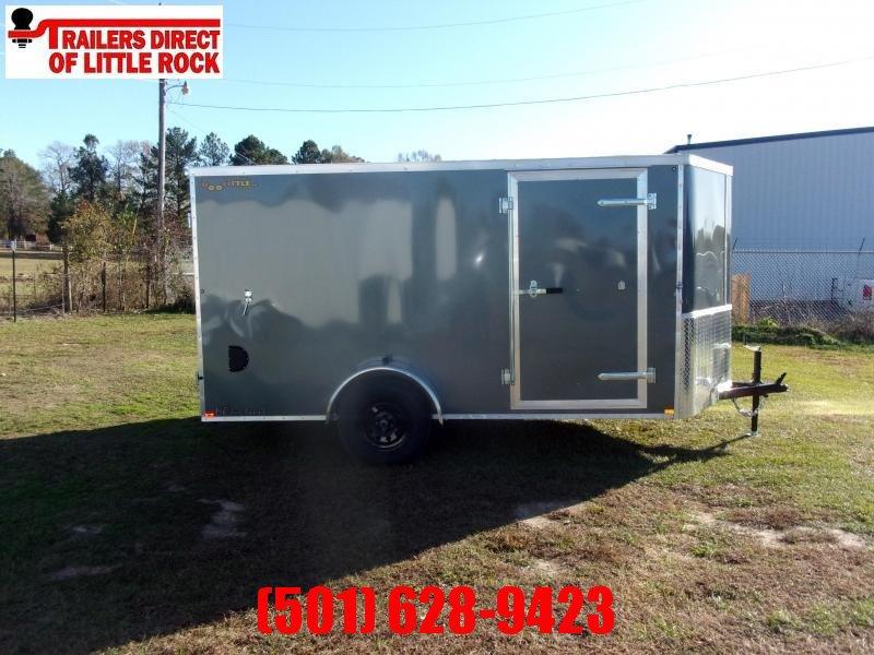 Doolittle  Bullitt 6x12  Enclosed Barn Door