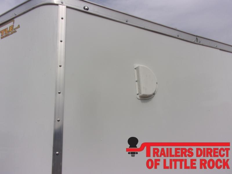 2021 Doolittle7X14 Tandem Axle 7K GVWR Enclosed Cargo Trailer