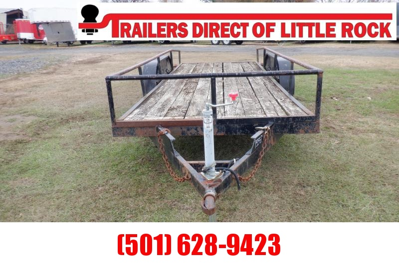 1990 Other USED UTILITY Utility Trailer