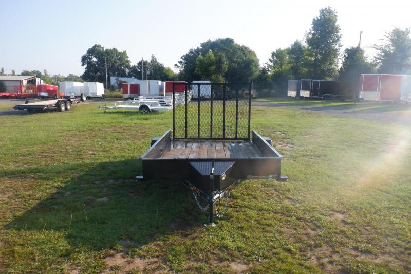 2021 Doolittle SS 84x12 Utility Trailer 5' EZ-LIFT GATE
