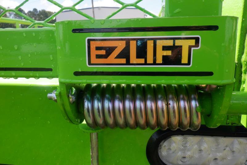 2021 Doolittle UTILITY 77x12 SA 5' EZ-LIFT GATE