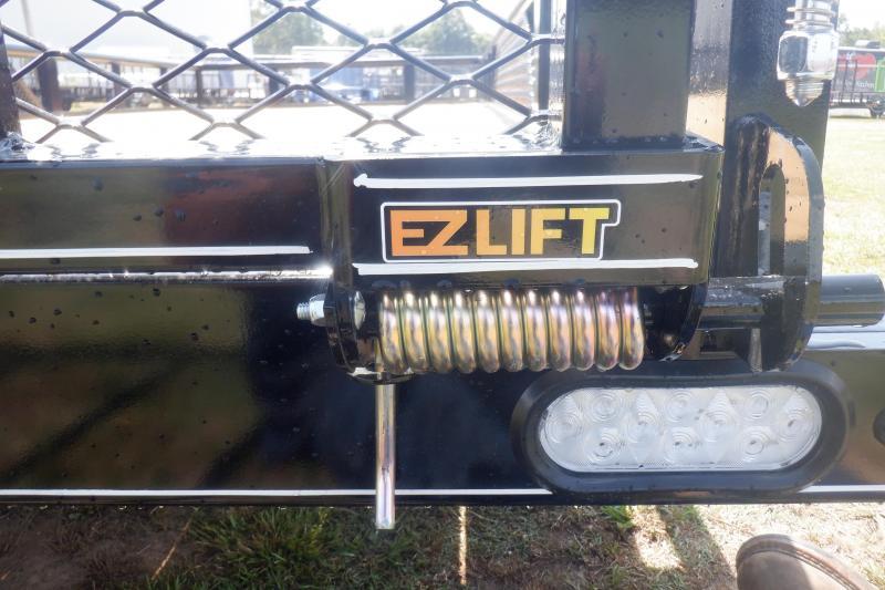 2022 Doolittle Trailer Mfg 77x16 Utility Trailer