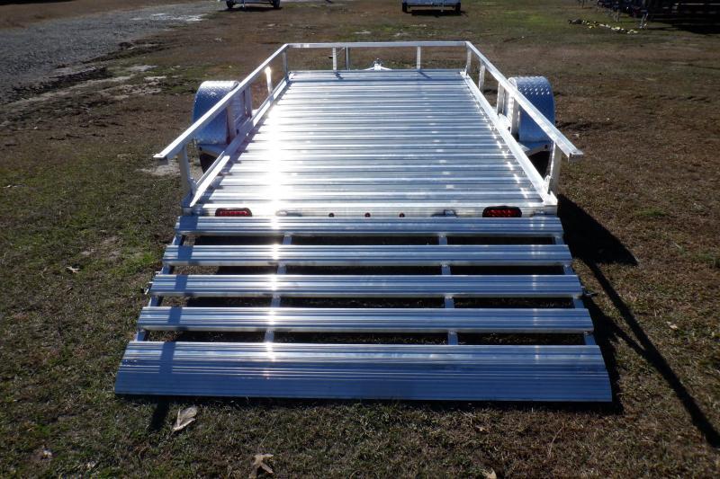Cherokee Trailers 72X12 OPEN PLANK Utility Trailer
