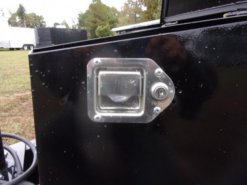 Doolittle 84x12 SS tool box 5' EZ-LIFT gate