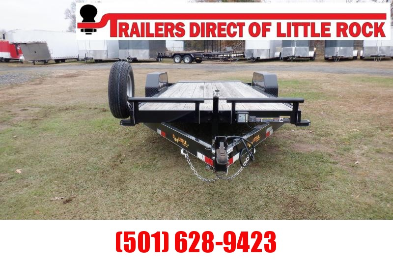 USED Doolittle EZ Loader GT 10K Equipment Trailer