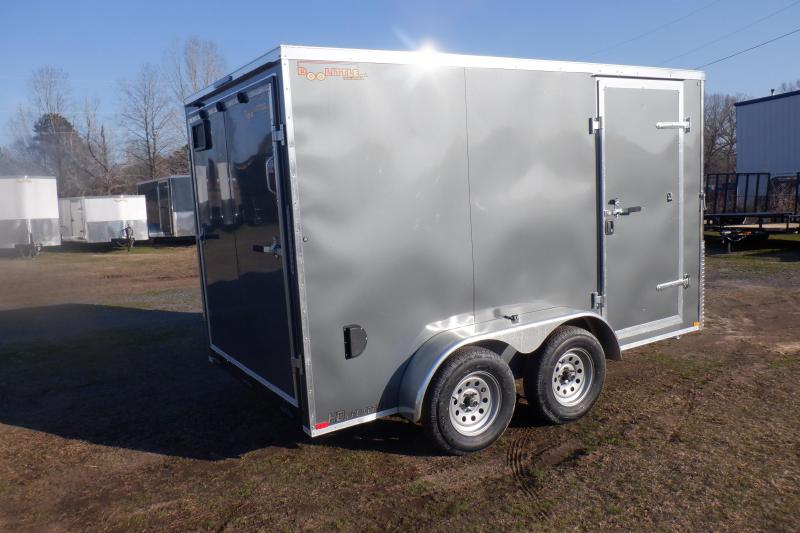 2021 Doolittle Trailer Mfg 7x14 BL4825 Enclosed Cargo Trailer