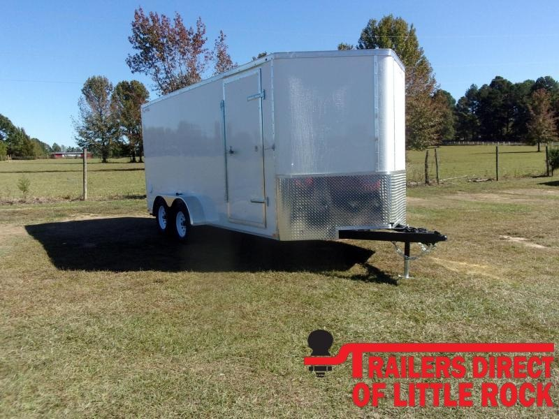 2021 Doolittle BULLITT 7K GVWR Enclosed Cargo RAMP DOOR