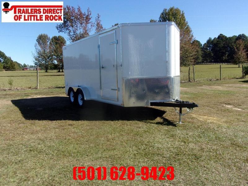 Doolittle 7x16 BULLITT 7K GVWR Enclosed Cargo RAMP DOOR