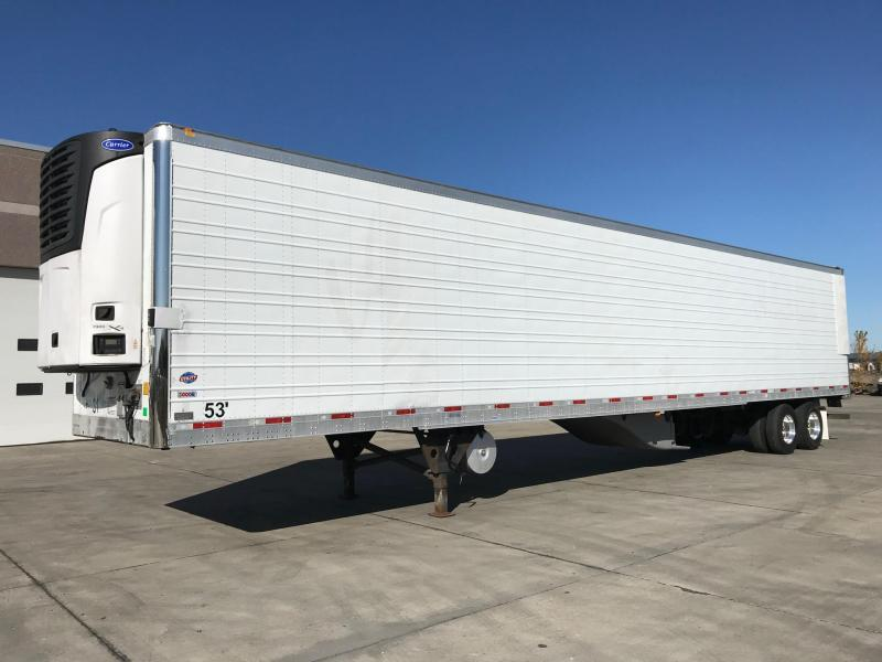 2014 Utility Trailer Manufacturing Company Reefer