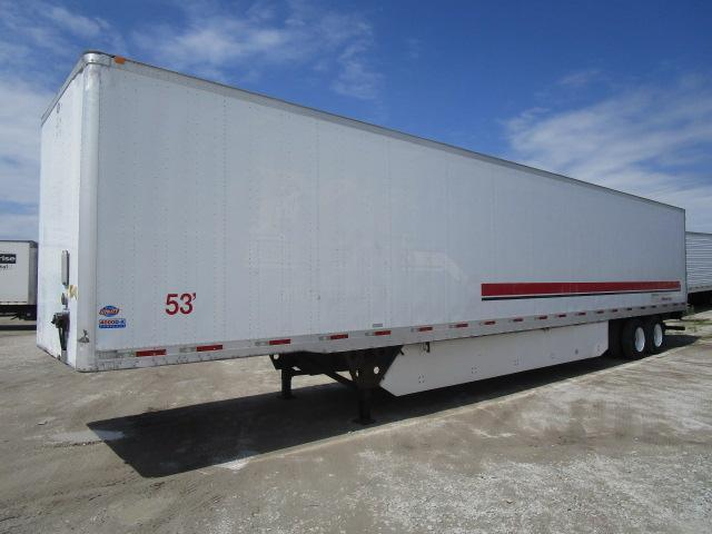 2011 Utility Trailer Manufacturing Company Dry Van