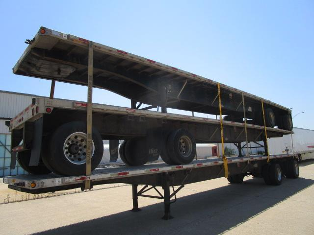 2003 Utility Trailer Manufacturing Company Flat Bed