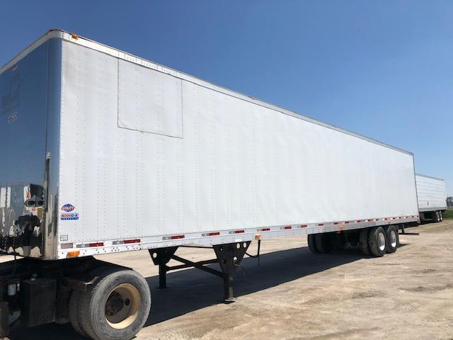 2014 Utility Trailer Manufacturing Company Van DX