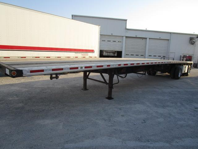 2013 Fontaine Flat Bed