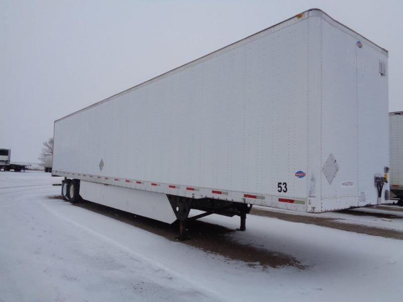 2005 Utility Trailer Manufacturing Company Van