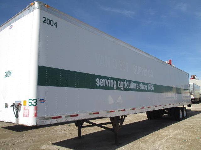 2004 Utility Trailer Manufacturing Company Dry Van