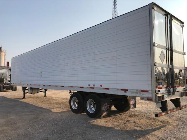 2009 Utility Trailer Manufacturing Company Reefer