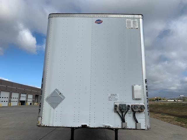 2009 Utility Trailer Manufacturing Company Dry Van