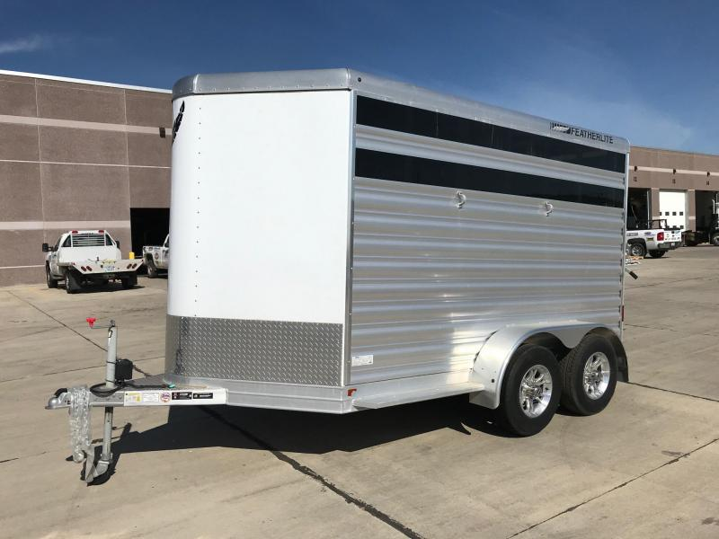 2020 Featherlite Horse Trailer