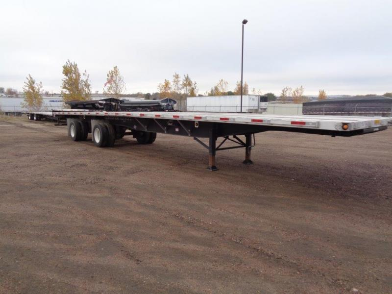2017 Utility Trailer Manufacturing Company Flat Bed