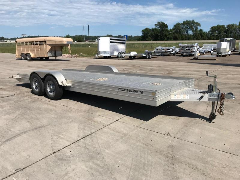 2012 Featherlite Car / Racing Trailer