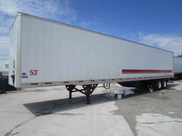2011 Utility Trailer Manufacturing Company Van DX