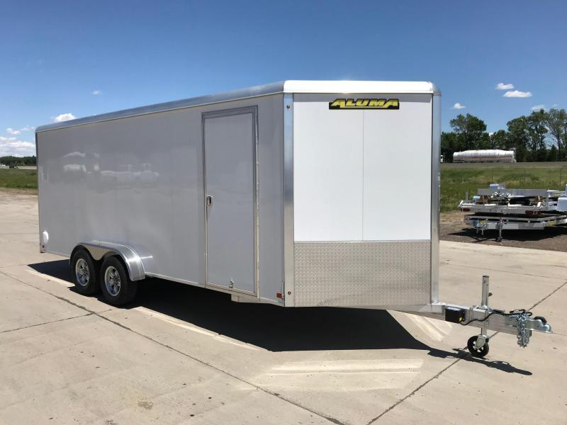 2020 Aluma Cargo / Enclosed Trailer