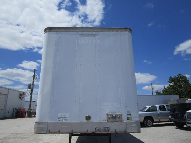 1998 Manac Trailer Dry Van