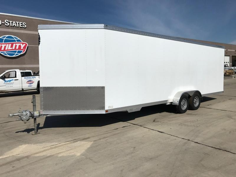 2020 Featherlite Cargo / Enclosed Trailer