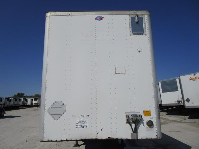 2007 Utility Trailer Manufacturing Company Dry Van
