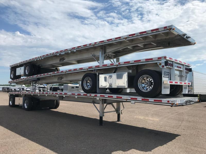 2021 East Flat Bed