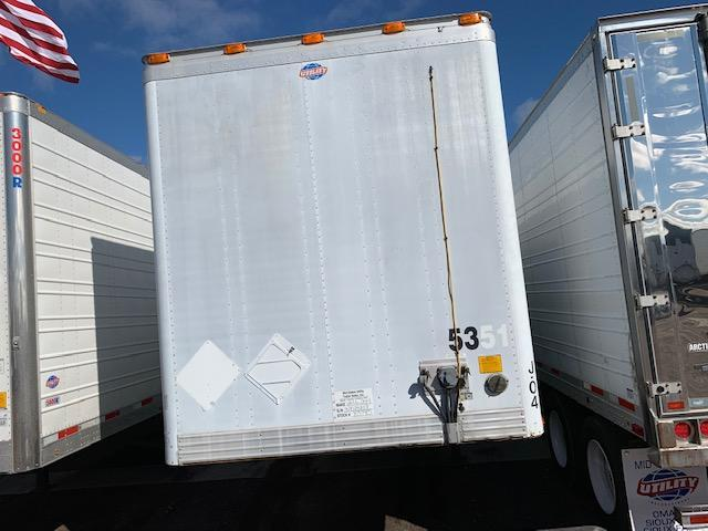 2003 Utility Trailer Manufacturing Company Dry Van