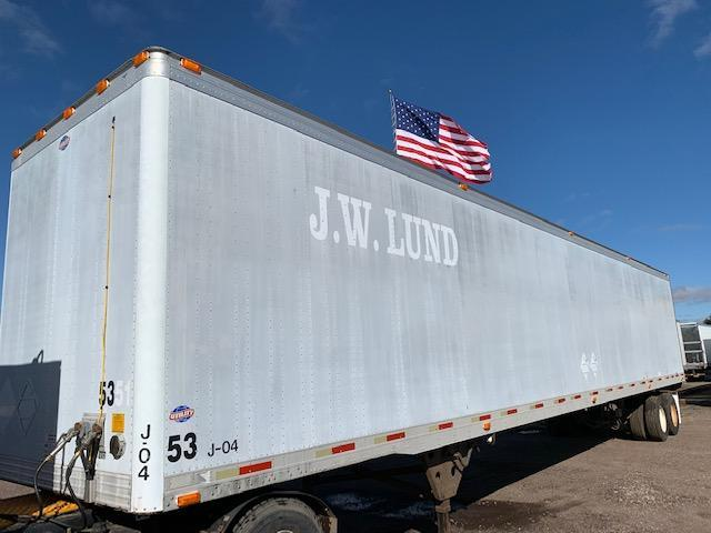 2003 Utility Trailer Manufacturing Company Van