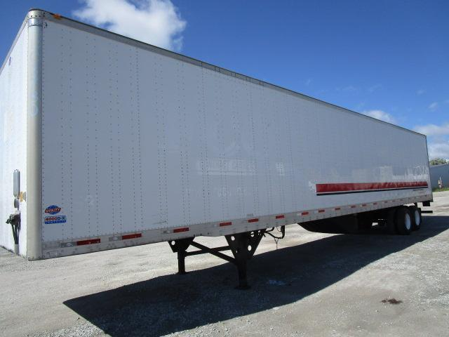 2011 Utility Trailer Manufacturing Company Van