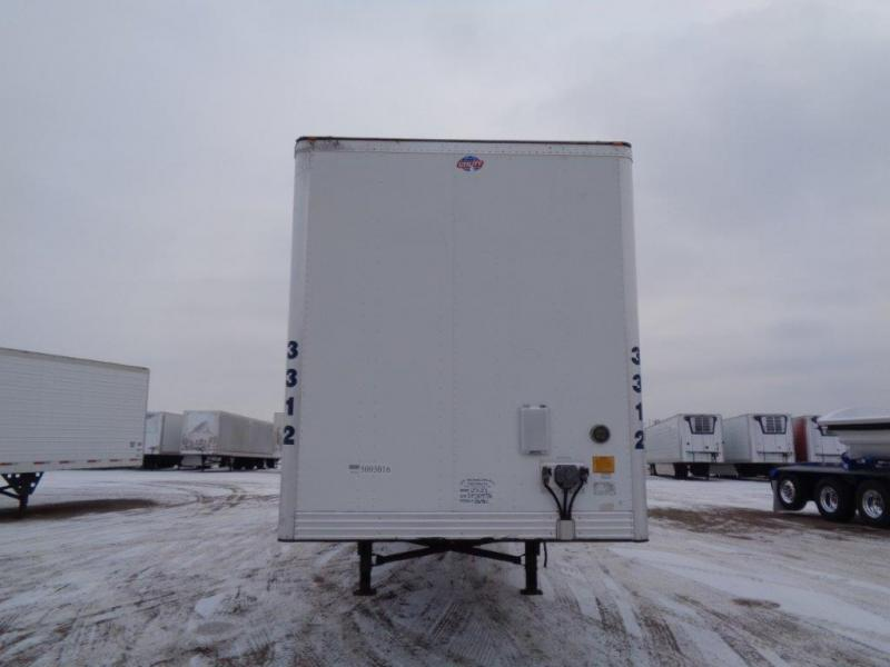 2013 Utility Trailer Manufacturing Company Van DX