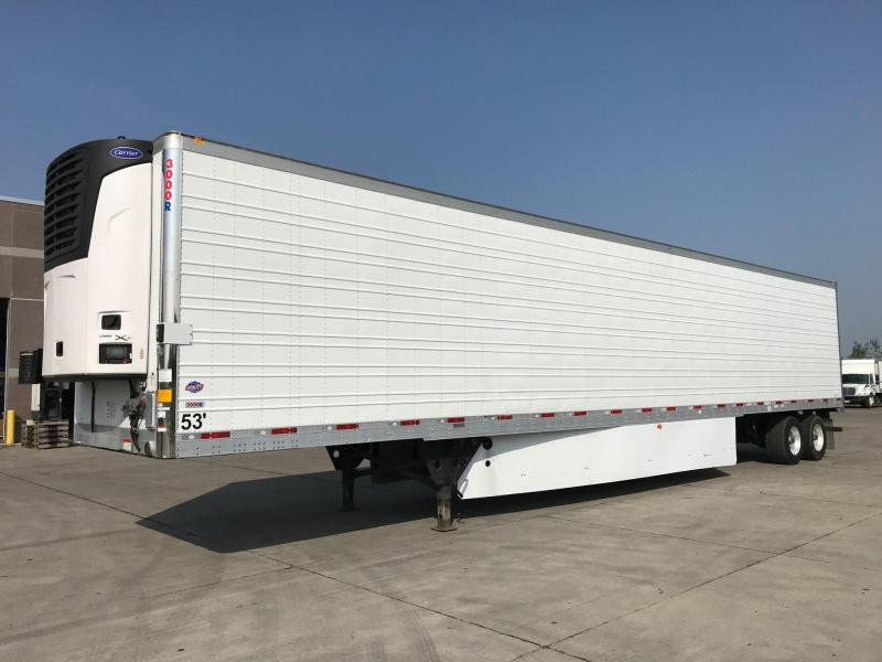 2018 Utility Trailer Manufacturing Company Reefer