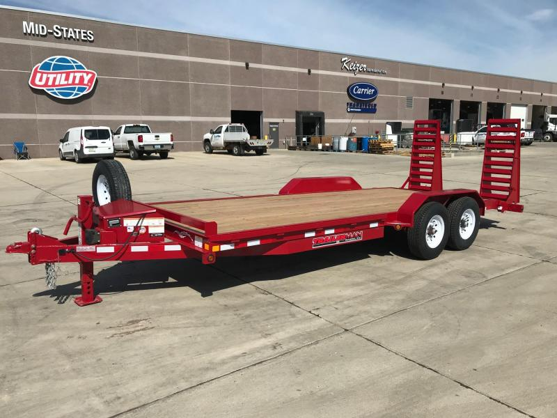 2020 Trailerman Trailers Inc. CST7182S14
