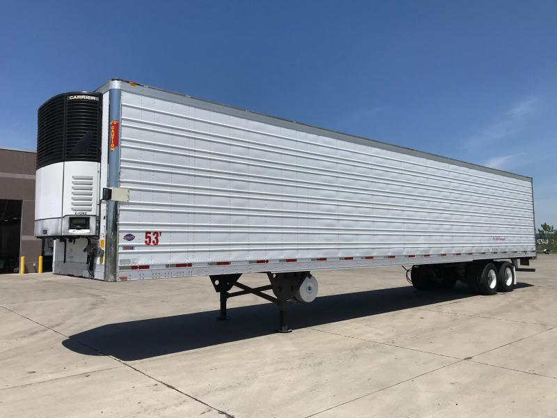 2008 Utility Trailer Manufacturing Company Reefer
