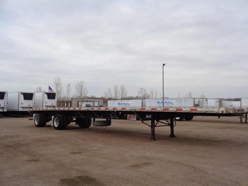 2012 Doonan Specialized Trailers Flat Bed