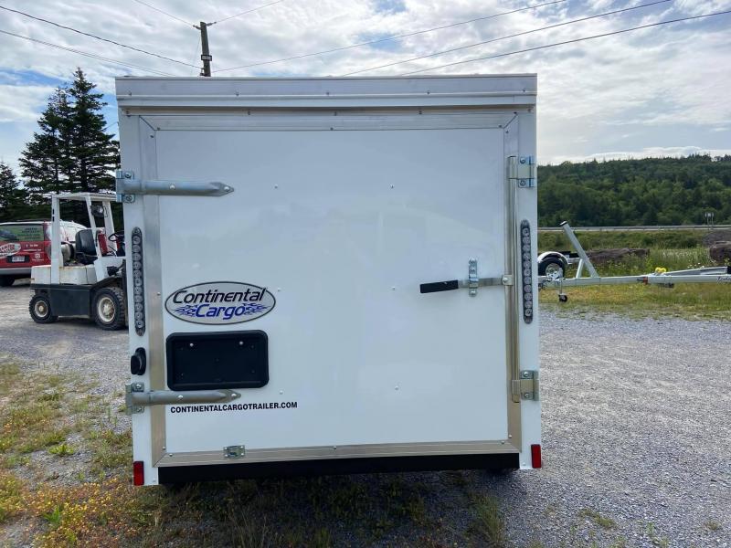 2021 Continental Cargo 5x8 Utility Trailer