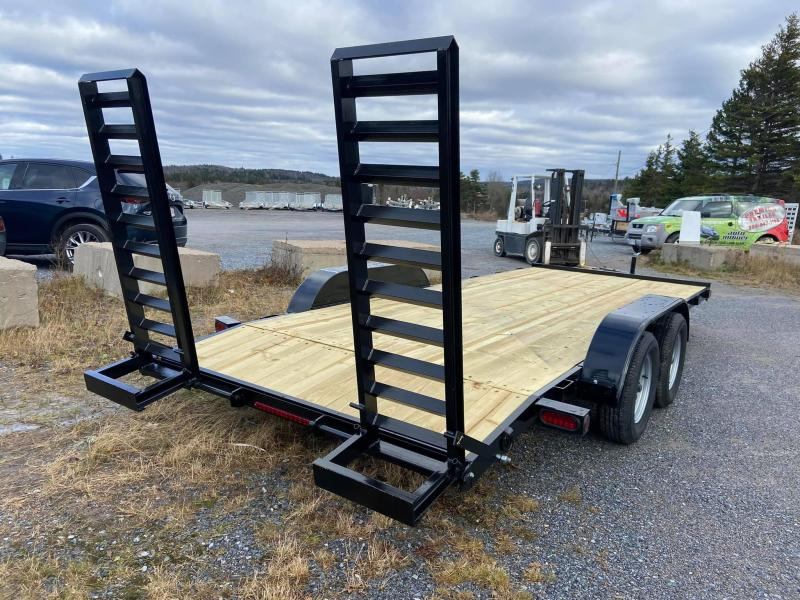 2021 AMO 18' foot car/equipment trailer