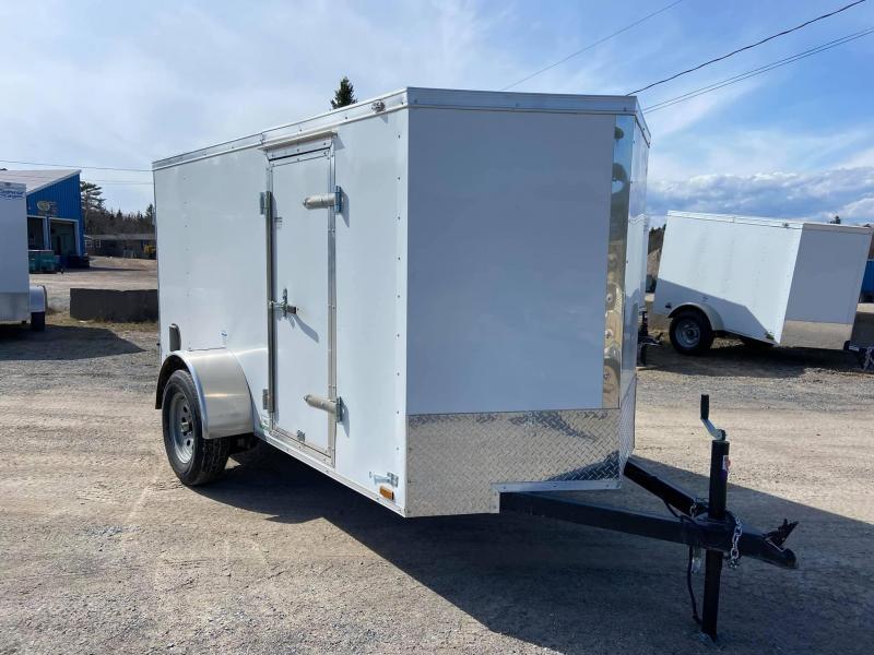 2021 Continental Cargo 5x10 Enclosed Cargo Trailer