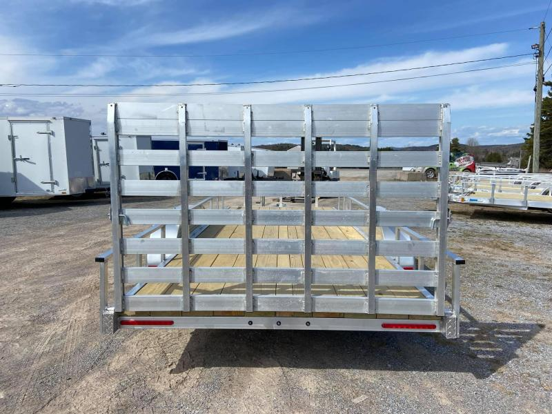 2021 CargoPro Trailers 6.5x18 Utility Trailer