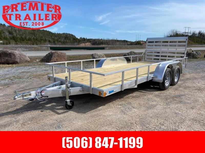 2021 CargoPro Trailers 6.5x18 Utility Trailer