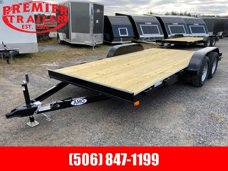 2021 AMO 16 foot car hauler