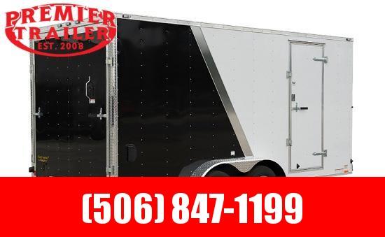 2020 Continental Cargo VHW612TA2 Enclosed Cargo Trailer